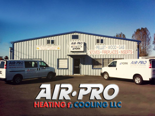 Air Pro Heating & Cooling service